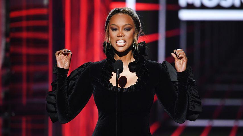 Tyra Banks bei den Billboard Music Awards 2018