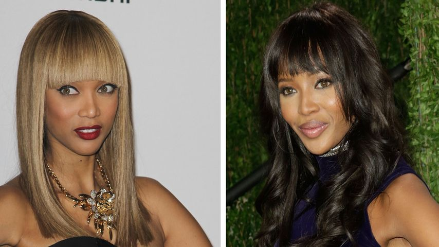Tyra Banks: Schlimme Fehde mit Naomi Campbell?