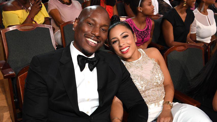 """Tyrese Gibson und seine Ehefrau Samantha Lee Gibson bei """"Black Girls Rock!"""" 2017"""