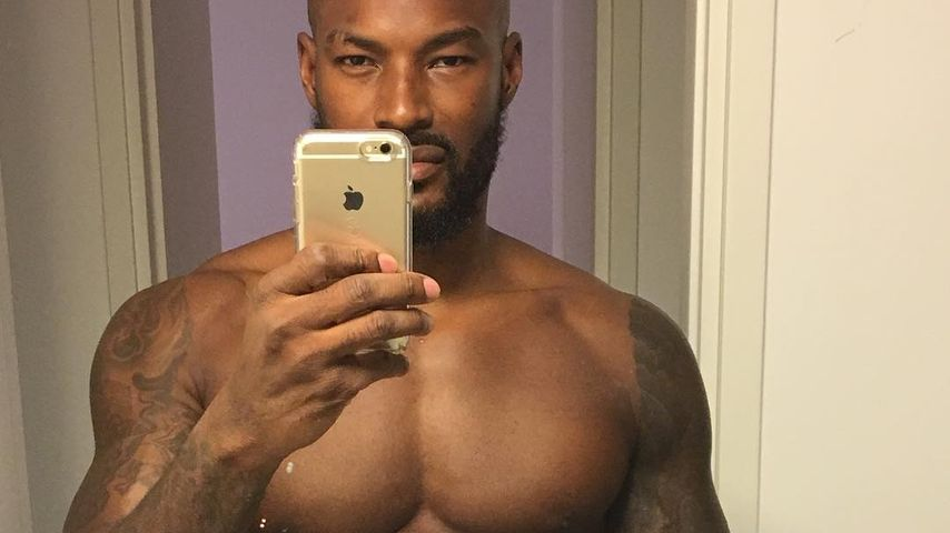 Konkurrenz für The Game: Penis-Pose von Model Tyson Beckford