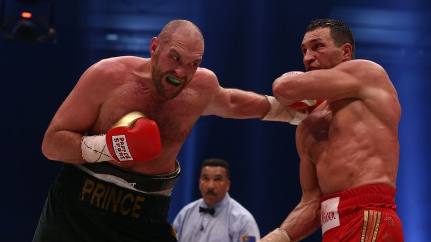 Klitschko Gegen Fury