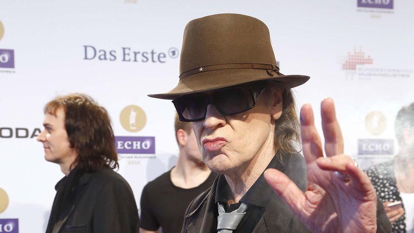 "Udo Lindenberg wird ""berühmtester Sohn"" seiner Heimatstadt"