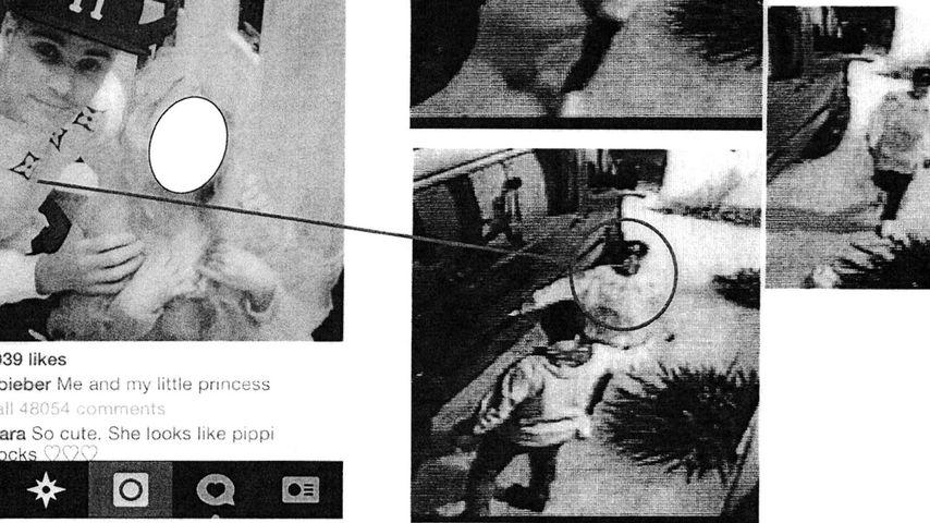 Eier-Wurf: Diese Bilder überführen Justin Bieber!