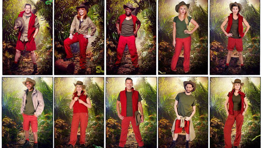 UK-Dschungelcamp: Diese Stars feuern uns den TV-Urwald warm!