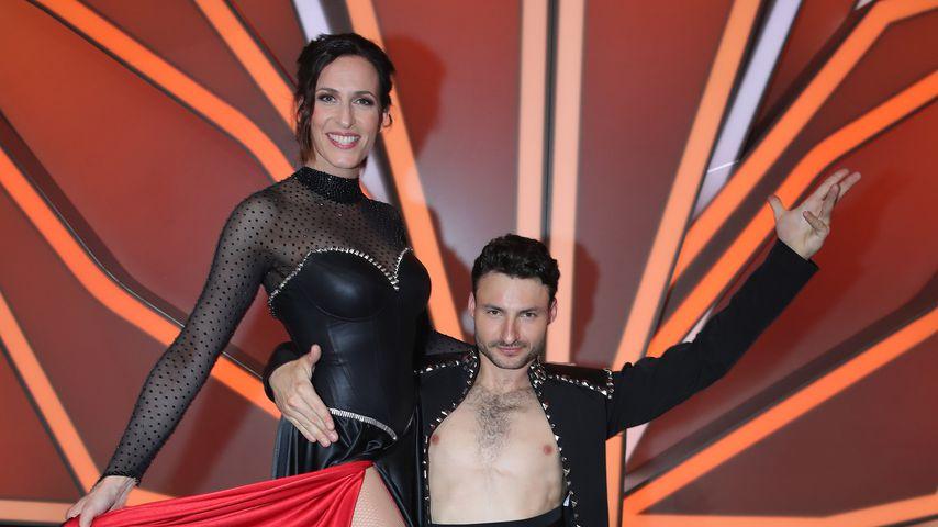 Ulrike Frank und Robert Beitsch