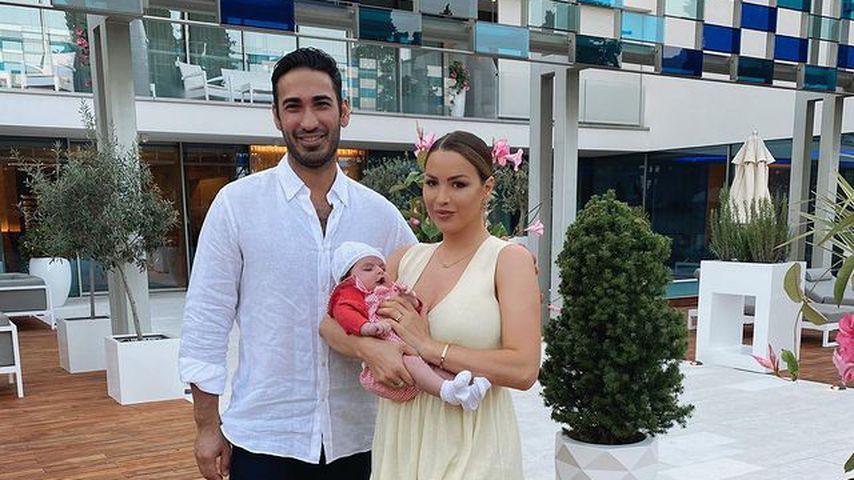 Urlaub zu zweit: Umut Kekilli und Ina machen Baby-Auszeit