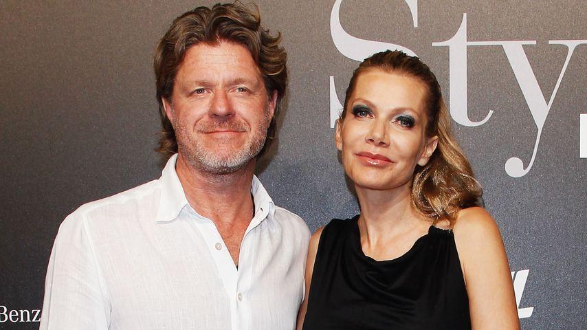 Ursula Karven und Mats Wahlström