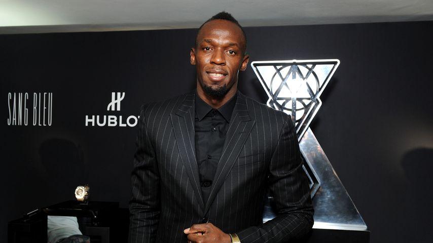 Trotz Fremdgeh-Skandale: Usain Bolt hat sich verlobt!