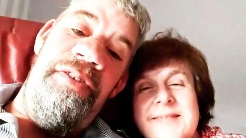 Uwe und Iris Abel in Dötlingen im Juni 2020