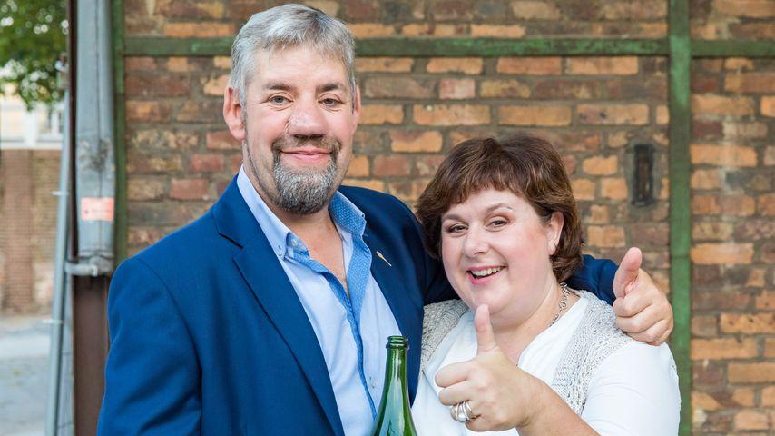 Uwe und Iris Abel, Gewinner der vierten Sommerhaus-Staffel