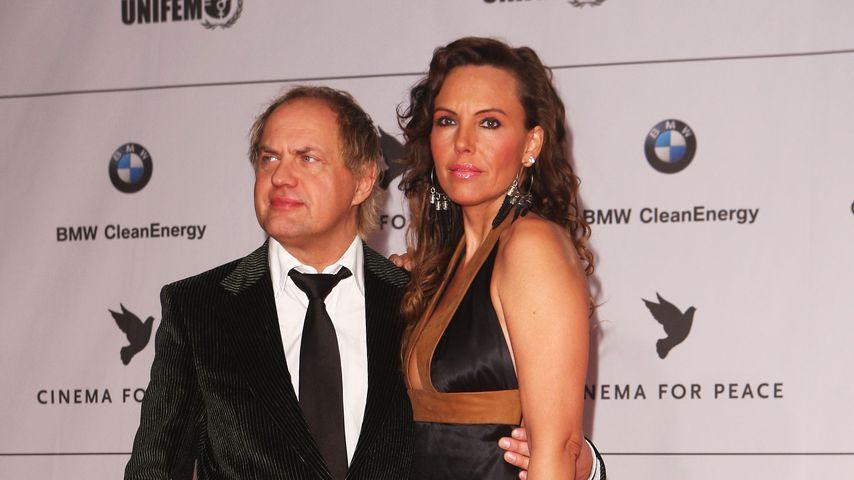 Uwe und Natascha Ochsenknecht im Februar 2008
