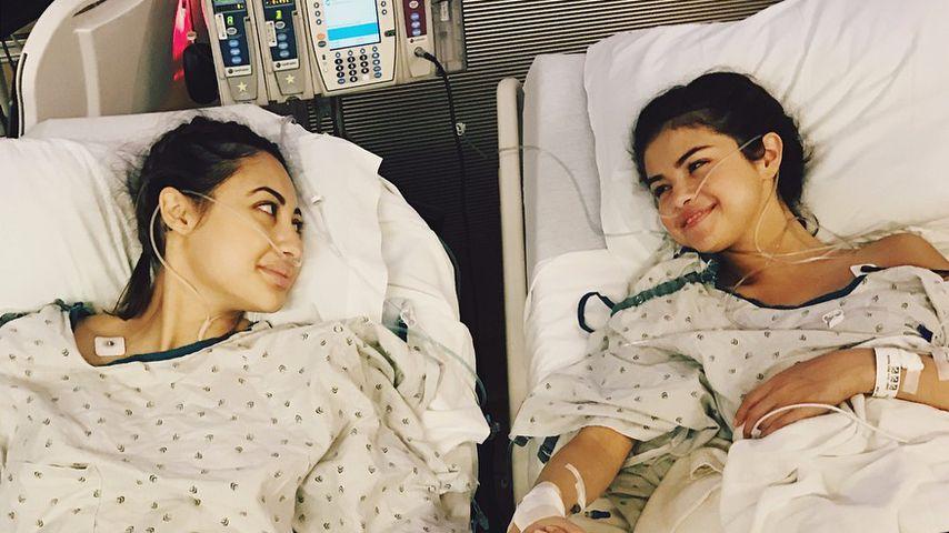 Sel Gomez' Zustand vor Transplantation: Spenderin packt aus!