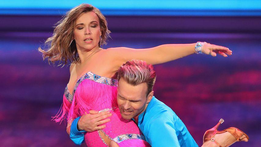 "Tina Ruland und Vadim Garbuzov, ""Let's Dance""-Tanzpaar"