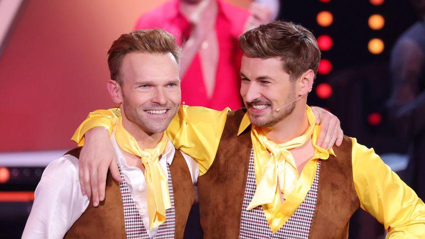 """Vadim Garbuzov und Nicolas Puschmann bei """"Let's Dance"""""""