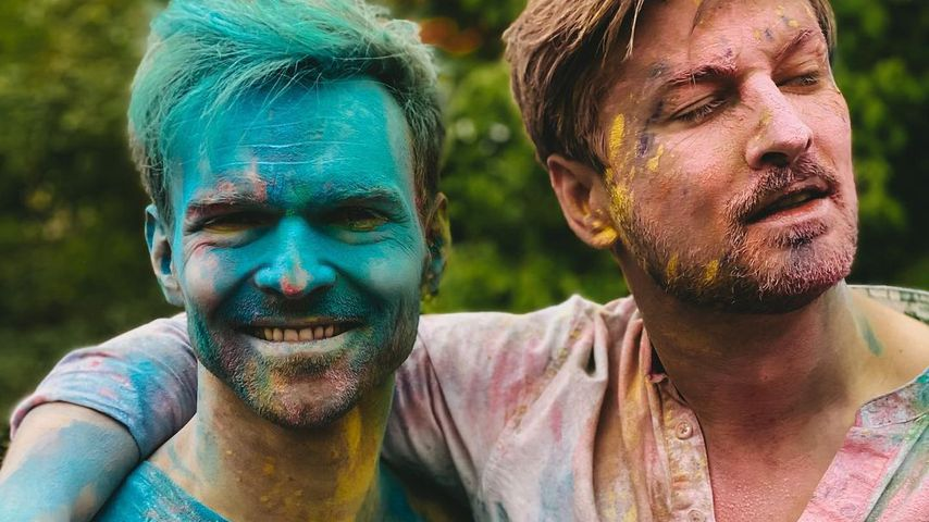 """Bunter Spaß: Nicolas und Vadim freuen sich auf """"Let's Dance"""""""