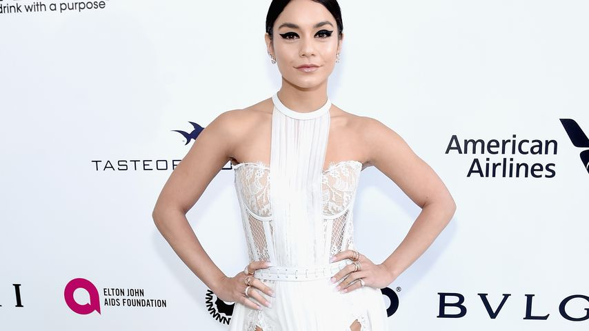 Oha! Vanessa Hudgens verrucht bei Oscar-Viewing-Party