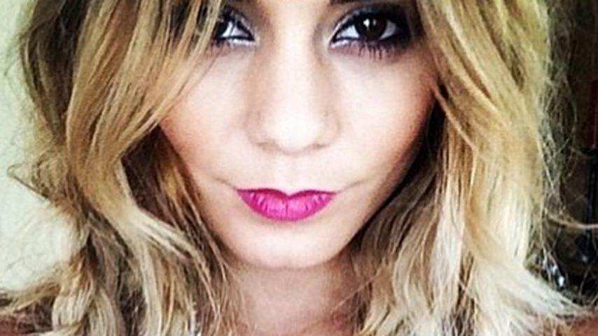 Pinke Haare! Vanessa Hudgens mag's bunt