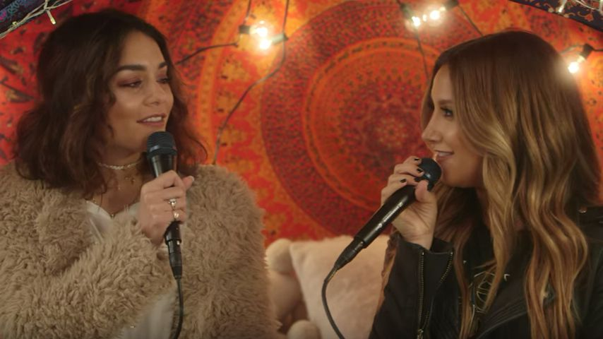 HSM-Reunion: Vanessa Hudgens & Ashley Tisdale wagen Duett