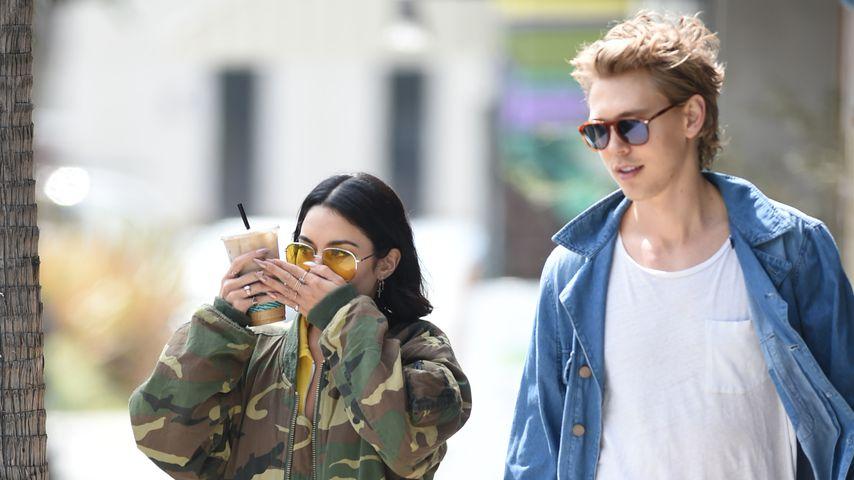 Vanessa Hudgens und Austin Butler unterwegs in L.A.