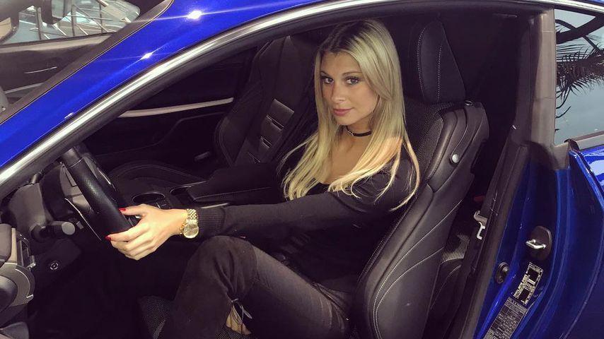 Miss Hollywood Für Den Schwanz