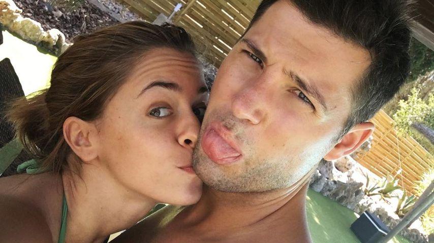 Vanessa Mai und ihr Mann Andreas Ferber
