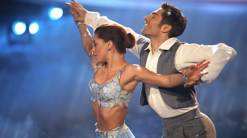 "Vanessa Mai und Christian Polanc bei ""Let's Dance"""