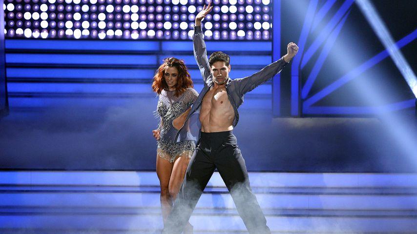 """Vanessa Mai und Christian Polanc beim """"Let's Dance""""-Finale 2017"""