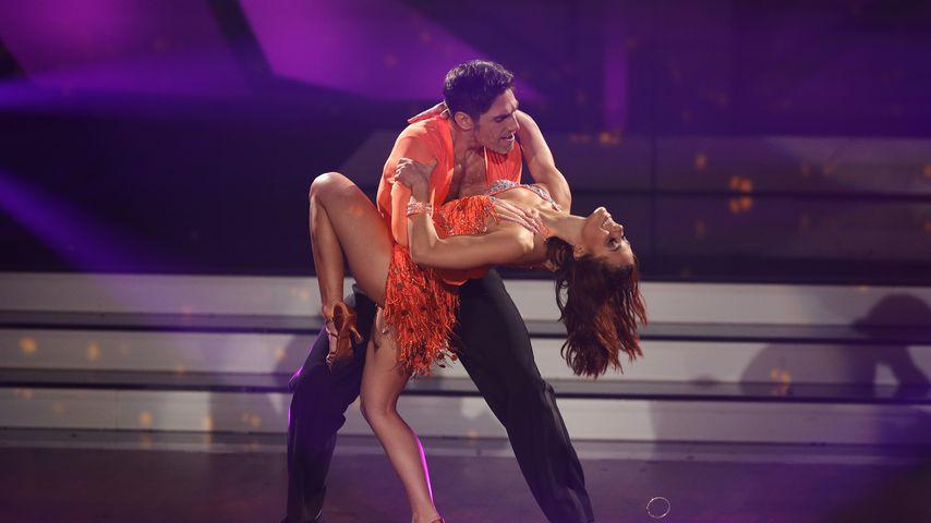 """Vanessa Mai und Christian Polanc in der fünften """"Let's Dance""""-Folge"""