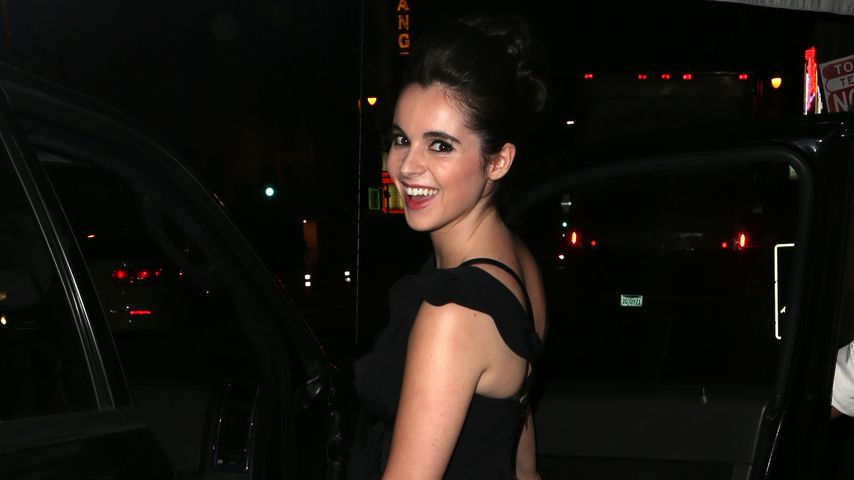 Vanessa Marano im Oktober 2016 in New York.