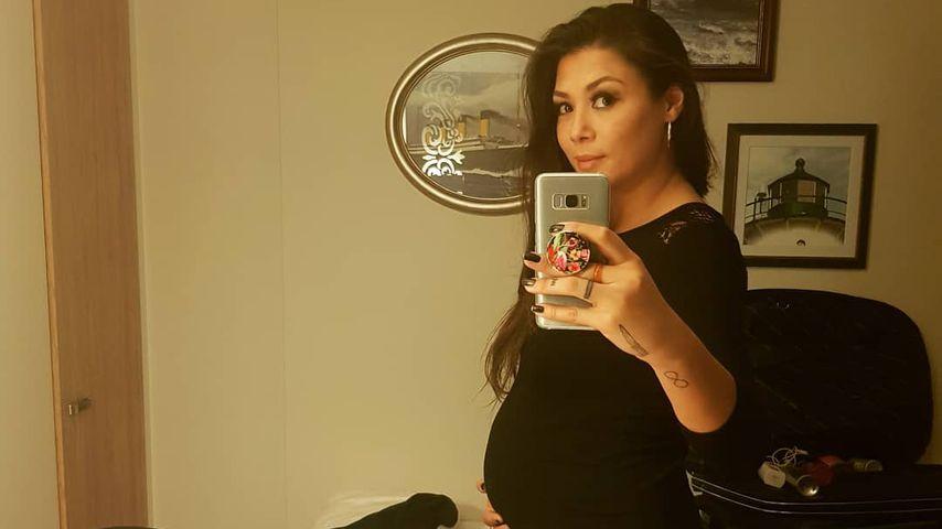"""DSDS-""""Knutschkugel"""" Vanessa Struhler ist wieder schwanger!"""