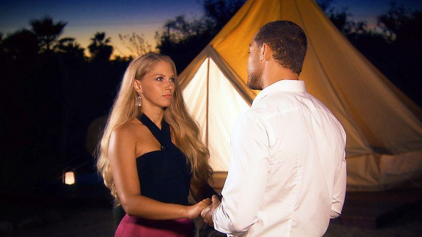 Stumme Drittplatzierte: Hat Vanessa noch Gefühle für Andrej?
