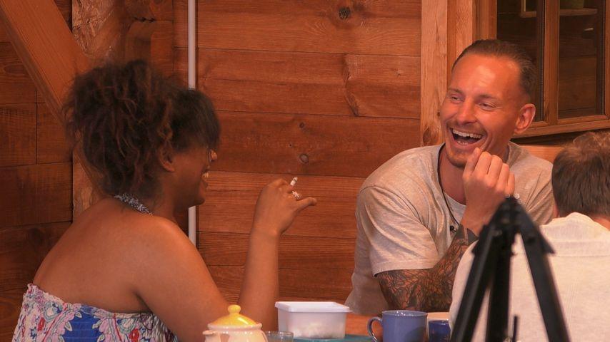 """Vanessa und Denny bei """"Big Brother"""""""