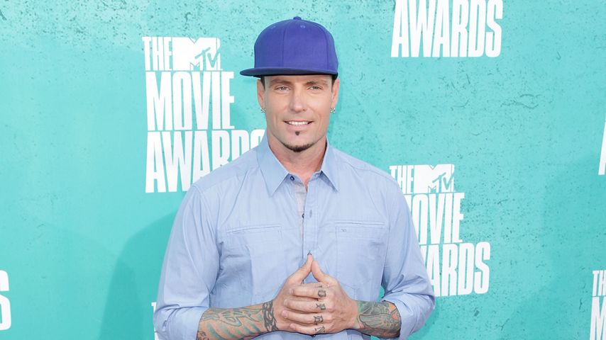 Vanilla Ice bei den MTV Movie Awards