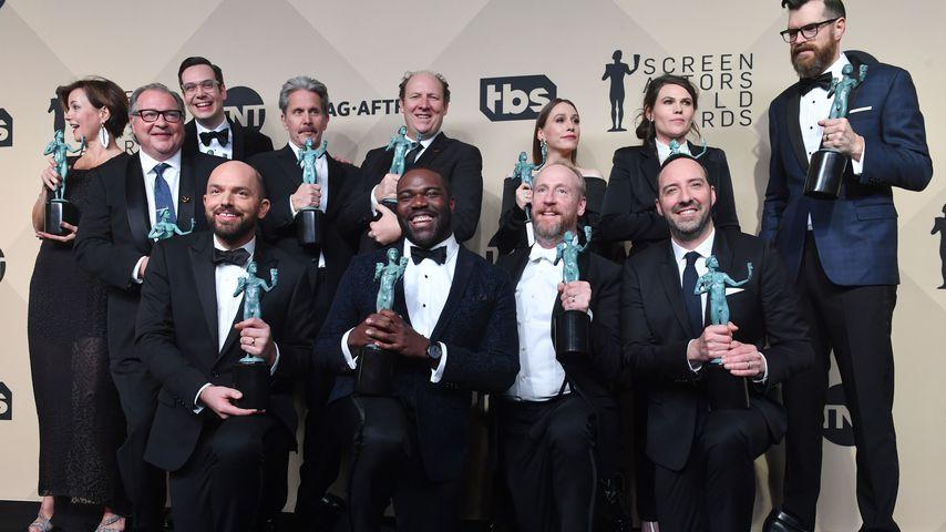 """Veep""-Cast bei den SAG Awards 2018"