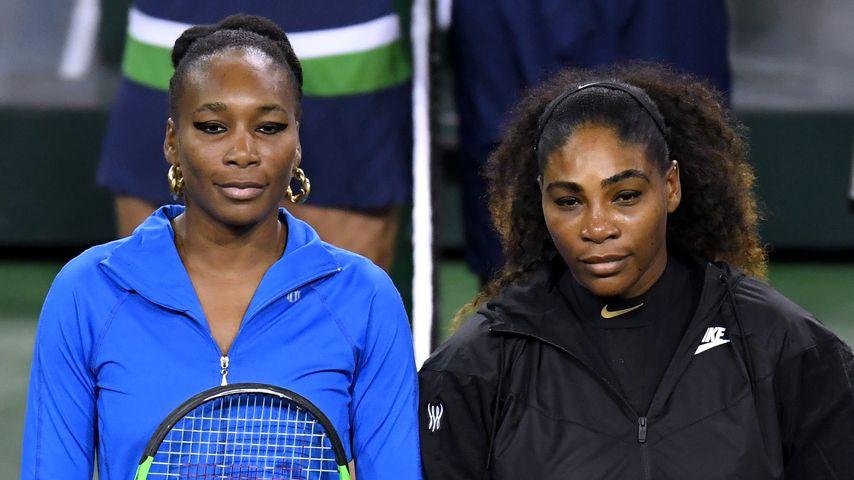 Venus und Serena Williams, Schwestern und Tennis-Profis