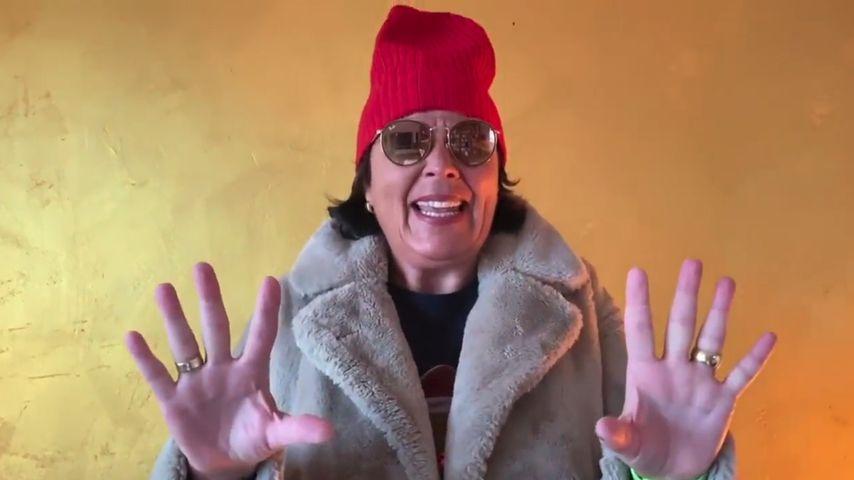 Lipsync-Video: Vera Int-Veen macht einen auf Mariah Carey