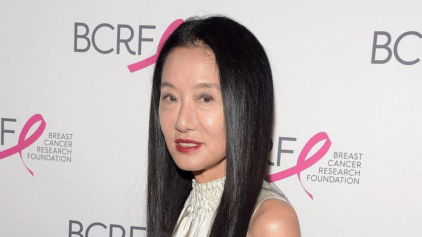 Vera Wang ist vollkommen abgemagert!