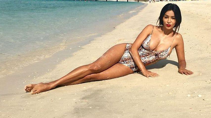 Mega sexy Strand-Pic: Ist Verona Pooth ernsthaft schon 48?