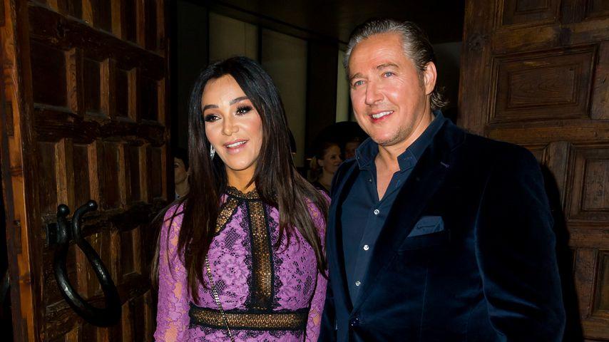 Verona Pooth und ihr Ehemann Franjo im November 2016