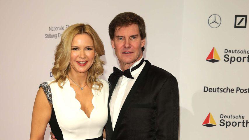 Veronica Ferres und Carsten Maschmeyer im Februar 2019