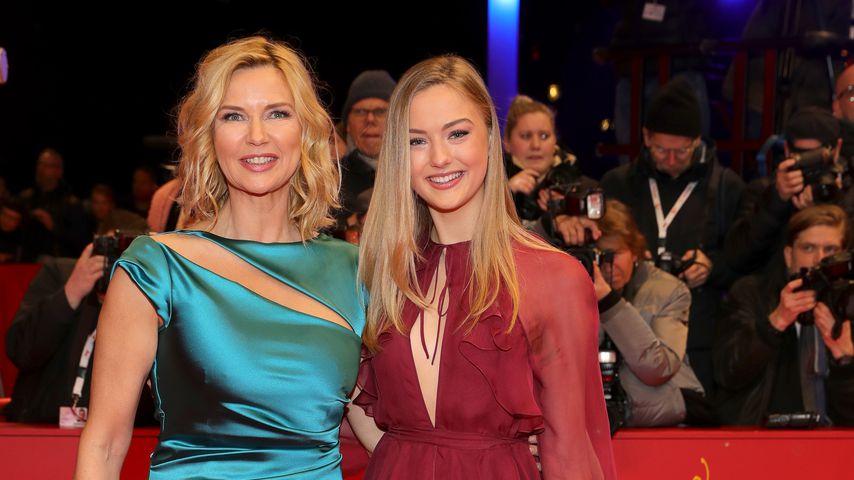 Veronica Ferres' Tochter Lilly will Schauspielerin werden