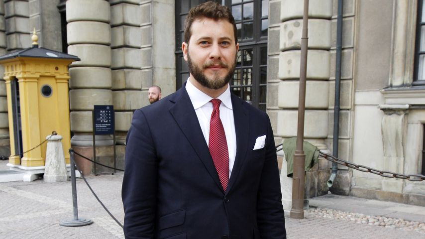 """Victor Magnuson bei """"Lysning"""" in Stockholm"""
