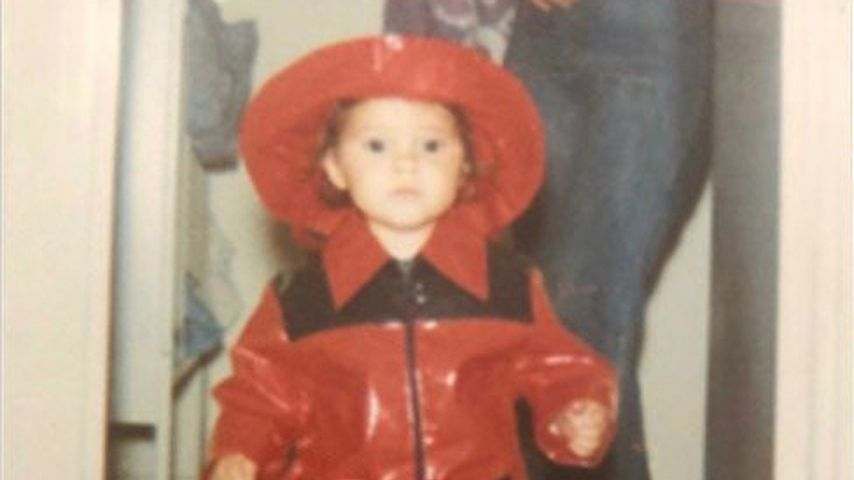 Foto-Beweis: Vic Beckham war schon als Kind eine Fashionista