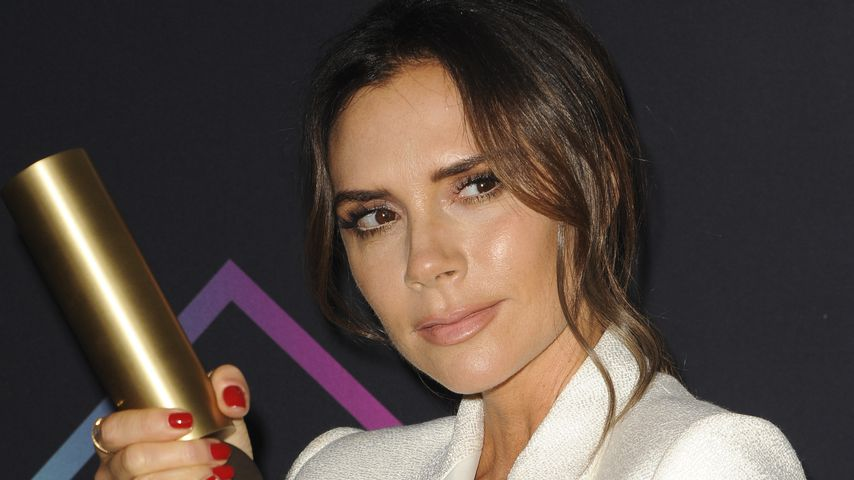 Victoria Beckham macht Spice Girls-Andeutung in Dankesrede