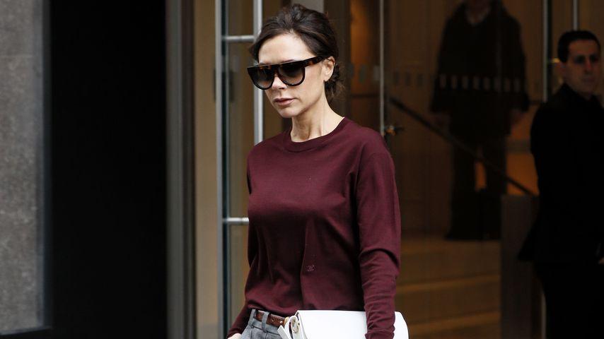 Nach Becki-Leaks: Victoria Beckham versteckt sich in Baggys!