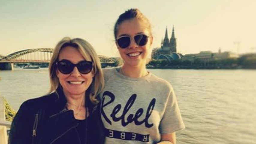 Trotz hartem Tanz-Training: Victoria Swarovski wieder happy