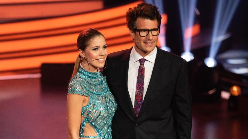 Victoria Swarovski und Daniel Hartwich