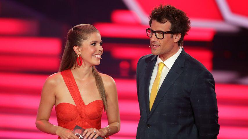 """Victoria Swarovski und Daniel Hartwich bei """"Let's Dance"""" 2018"""