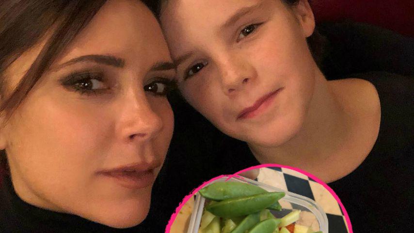 Victoria Beckham: So ein healthy Frühstück machen ihre Kids!