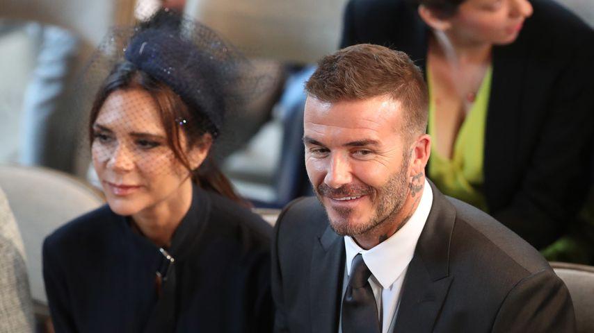 """""""Harte Arbeit"""": David Beckham spricht über Ehe mit Victoria"""